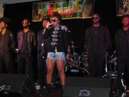 Reggae Diva's Hit the Stage!