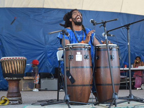 Afro-Carib Fest – Cultural Sounds and Smells Draws Racially Diverse Crowd