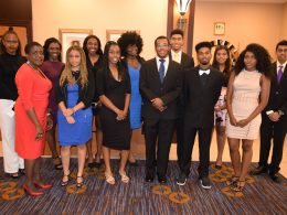 United Achievers' Club Awards Fifteen Students at Annual Scholarship and Recognition Dinner