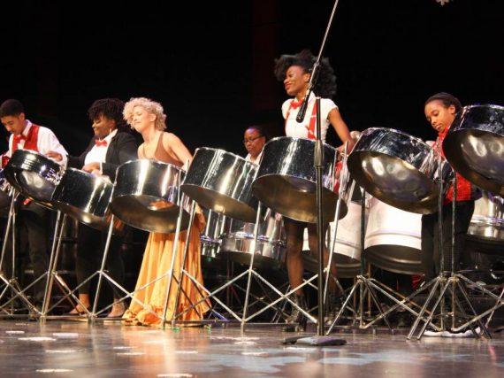 Pantastic Melodies! Pan Arts Network Celebrates 20th Year of Snowflakes on Steel