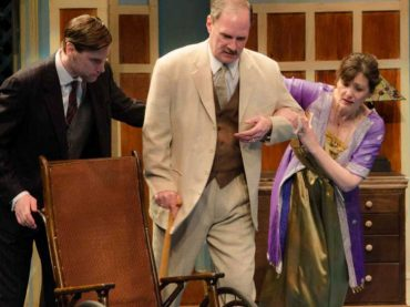 The Drawer Boy Opens at Scarborough Players January 13th
