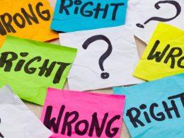 Six Pillars of Ethical Behaviour