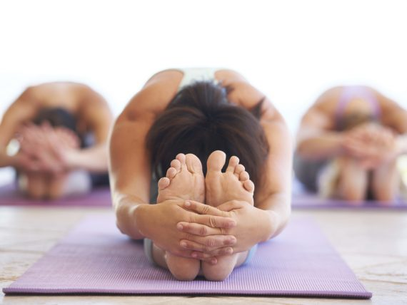The Answer To Your Question Is…Yoga