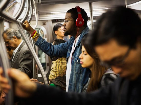 How to Have a Happy Commute