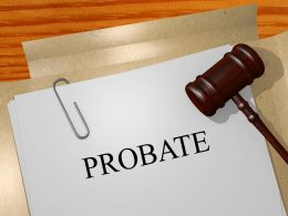 Probate: Where Death and Taxes Meet