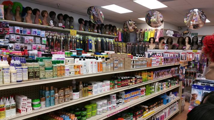 Natural Hair Beauty Supply Store Houston