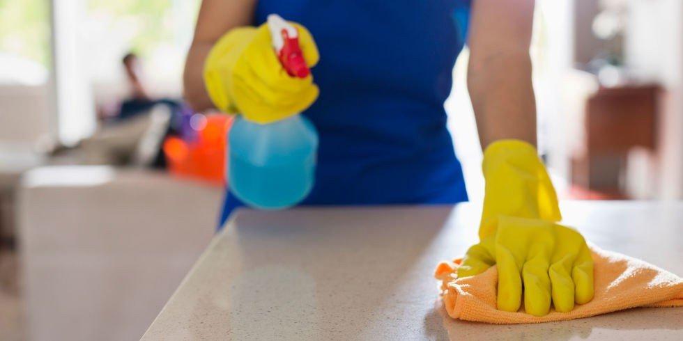 Clean Kitchens